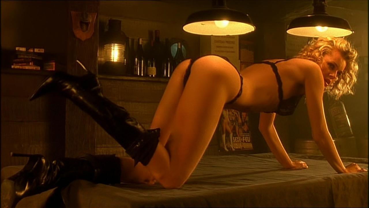 Fatale femme rebecca romijn nude simply