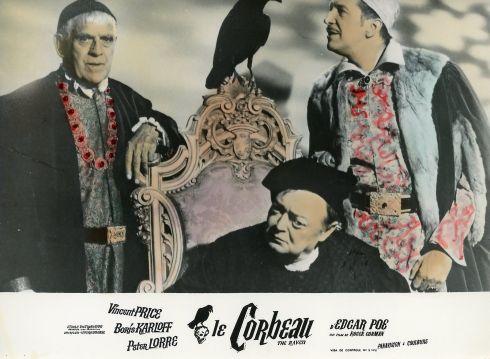 le corbeau corman