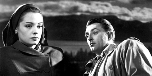 Out of the Past (1947) Directed by Jacques Tourneur Shown from left: Jane Greer, Robert Mitchum